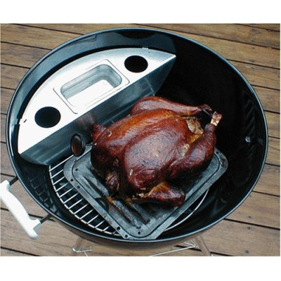 Smokenator 1000 Kettle Grill Smoker Kit