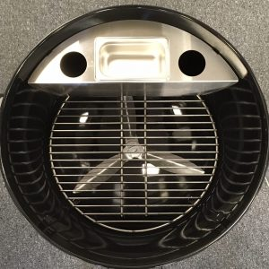 "Smokenator 1000 for Weber 22"""