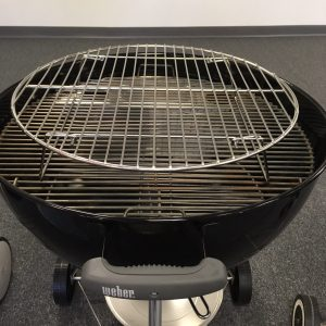 "Smokenator 1000 + Hovergrill for 22"" Weber Kettle"