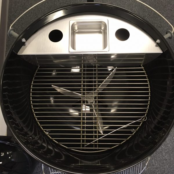 "Smokenator 2600 for Weber 26"" Kettle Grill"