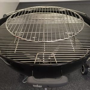 """Smokenator 2600 + Hovergrill for Weber 26"""" Kettle Grill"""
