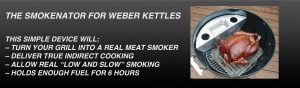Smokenator Home